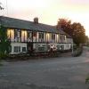 The Talaton Inn at dusk