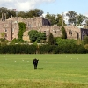 Berkeley Castle from the south
