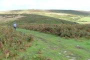 The Path to Mynydd Eglwysilan