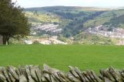 Side Valley above Senghenydd