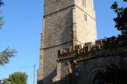 St John the Baptist church, Yarcombe