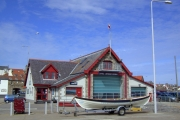 Lifeboat Station. Anstruther. 2010.