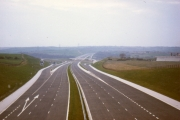 Rare pic of M62 empty. Finished but not yet open.