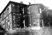Ruined Mansion, Shibden Head - 1965 (before too vandelised)