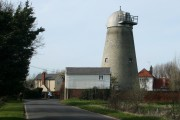 Windmill at White Roding - 2012
