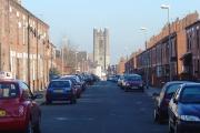 Stanley Street view of Atherton Parish
