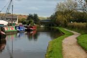 Liverpool-Leeds Canal at Botany Bay