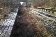Burn Naze Station Past and Present