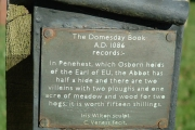 Domesday plaque, Penhurst
