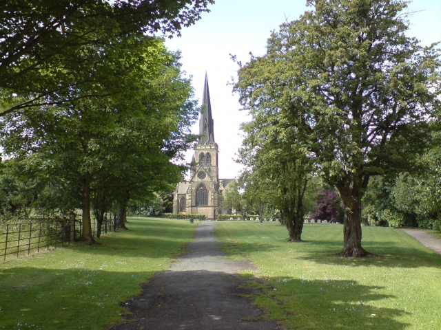 Wentworth Church